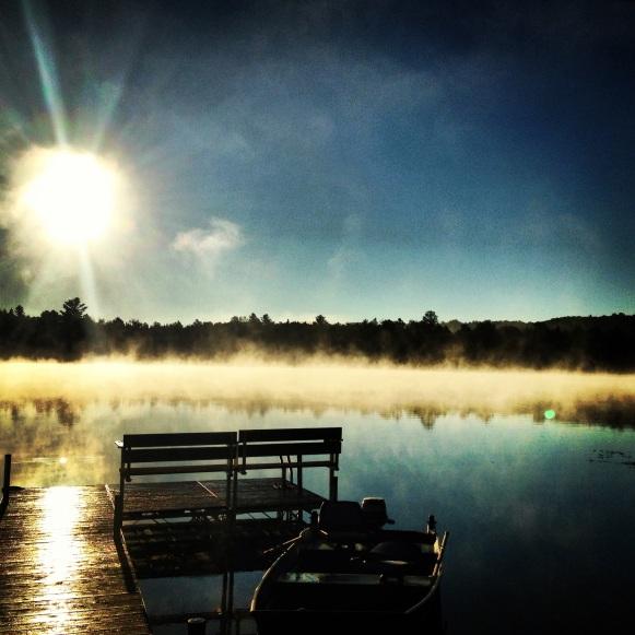Keyes Lake, Florence, Wisconsin