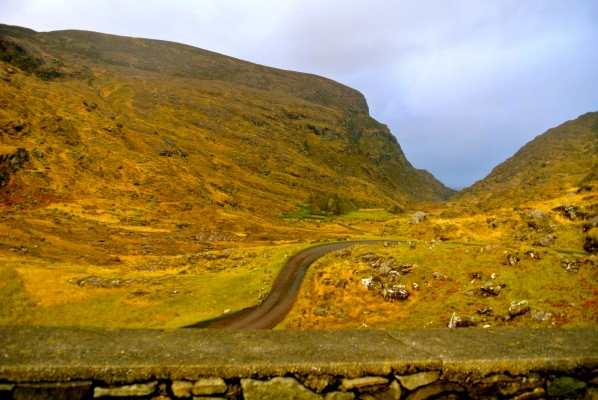 Gap of Dunloe, Ireland
