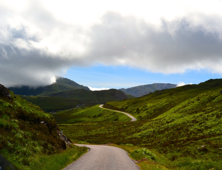 Drive from Ullapool to Durness