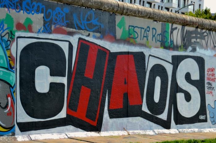 Berlin Wall graffiti, East Side Gallery