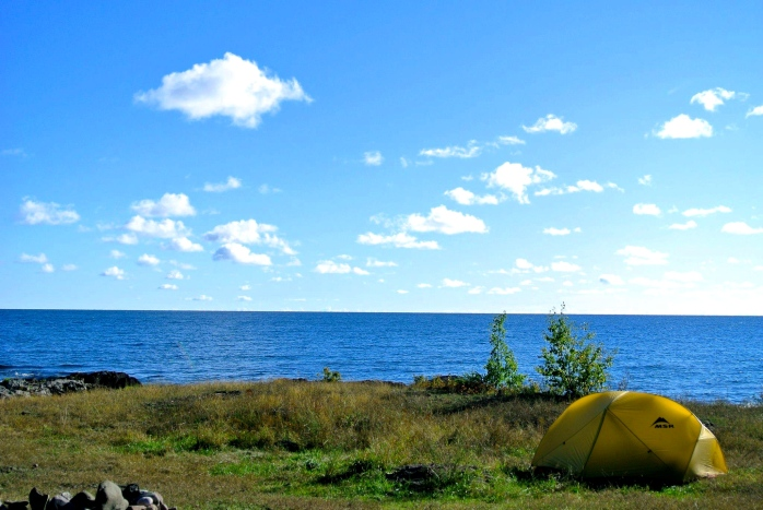 Lake Superior, Upper Michigan
