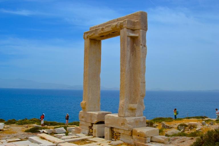 Temple of Demeter, Naxos, Greece