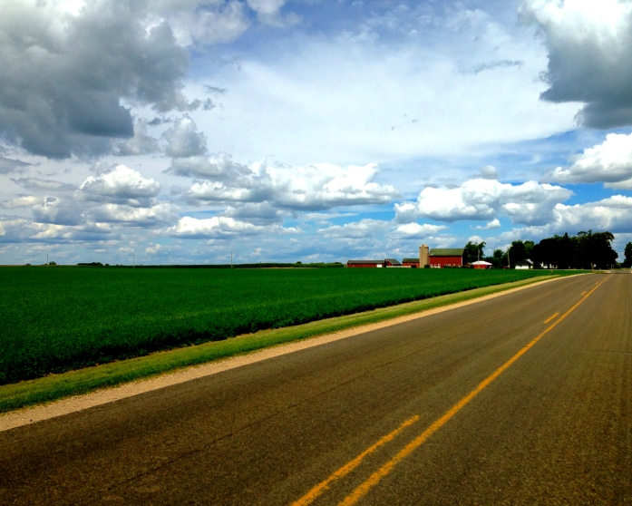 Bicycling the back roads of Wisconsin, America's Dairyland