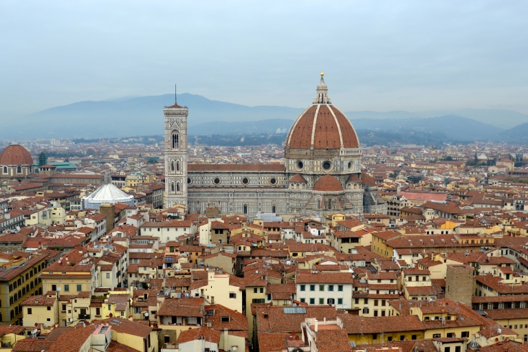 Pretty sure my new ordained status would not allow me to perform weddings here. Florence Cathedral, Italy.