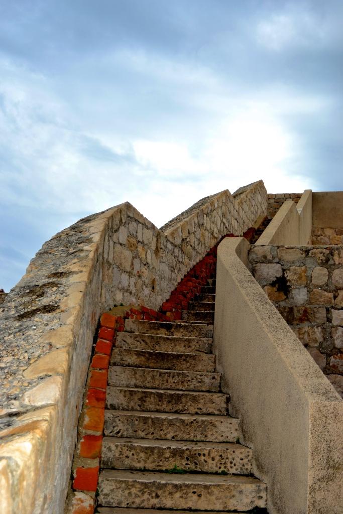Stairway to heaven, Dubrovnik, Croatia