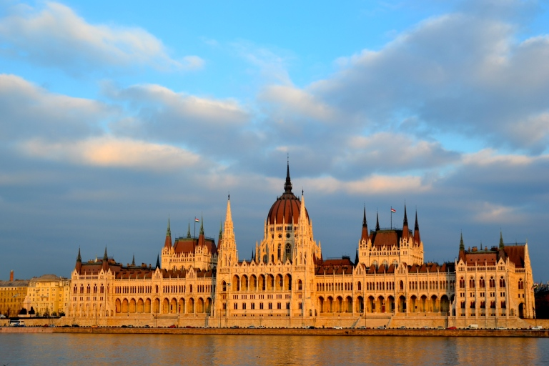 Parliament by day