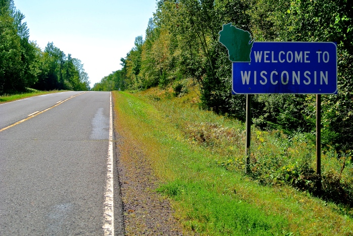 And welcomed, I felt. Taken somewhere in Northern Wisconsin, a long time ago.