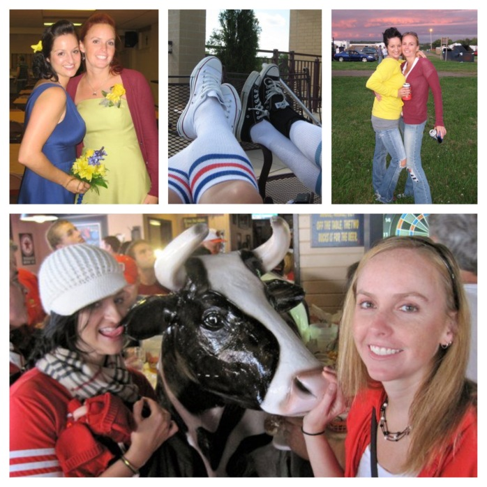 Over ten years of life celebrations, rooftop saturdays, country fests, badger game days