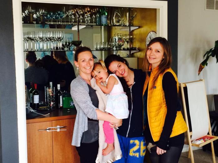Lisa, Grace, Me & Tuna