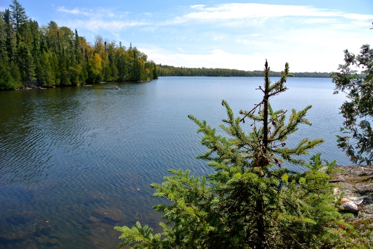 beauty of the BWCA