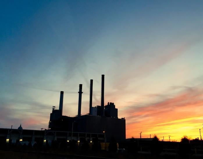 Madison Energy Sunset